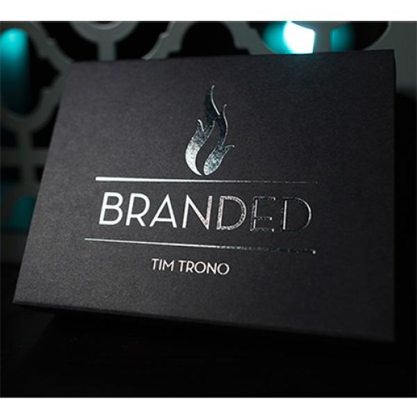 Branded by Tim Trono - Gimmick and online instructions