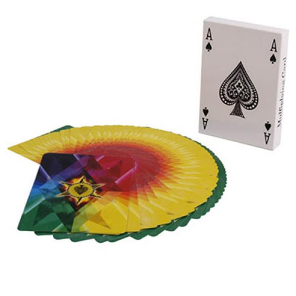 Fanning and Manipulation Cards