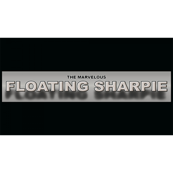 THE MARVELOUS FLOATING SHARPIE (Gimmicks and Onlin...