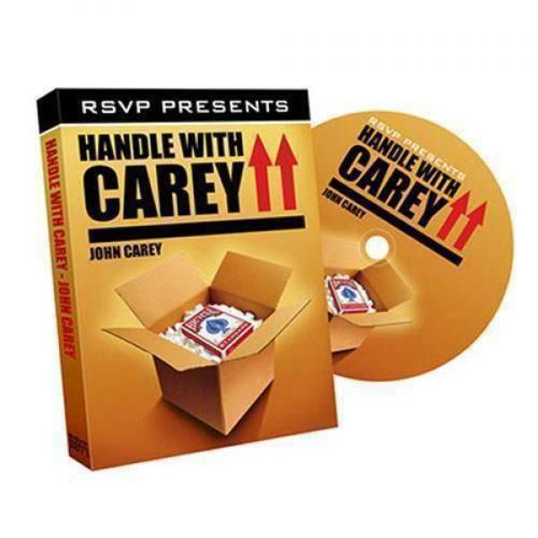 Handle with Carey by RSVP Magic - DVD