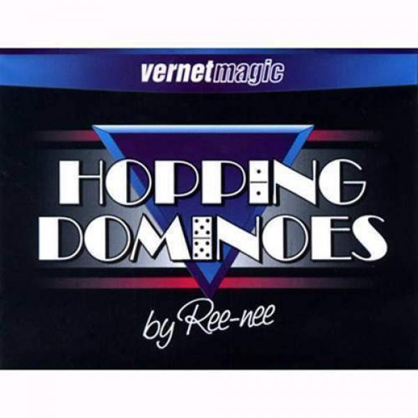 Hopping Dominoes By Vernet and Ree-Nee