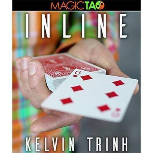 Inline (Gimmick and Online Instructions) by Kelvin...