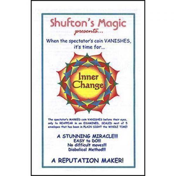 Inner Change by Steve Shufton