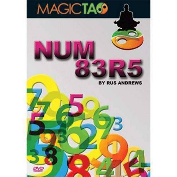 Numbers by Rus Andrews and MagicTao