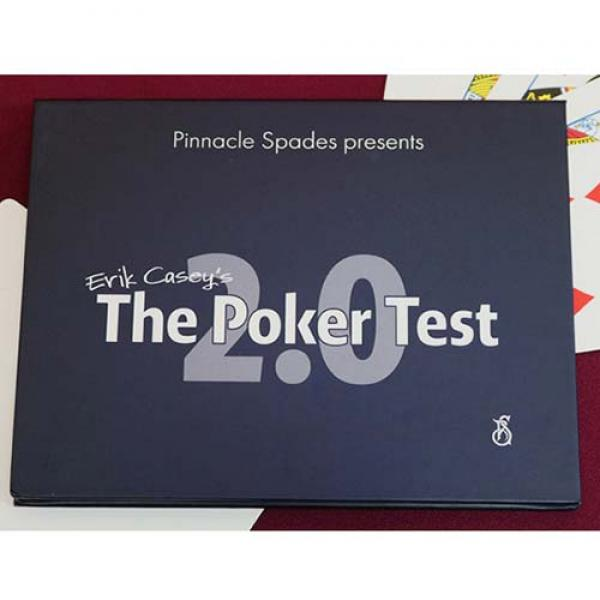 Poker Test 2.0 (Gimmick and Online Instructions) b...
