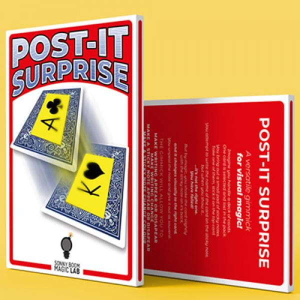 Post It Surprise (Gimmicks and Online Instructions...