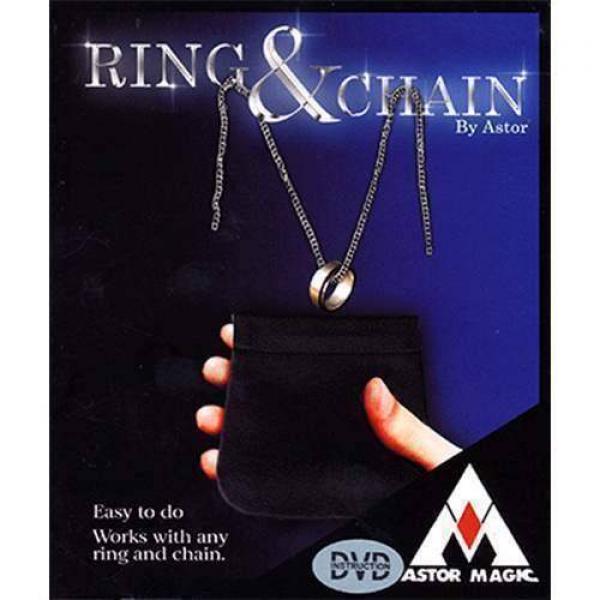 Anello in Catena professionale - Ring & Chain ...