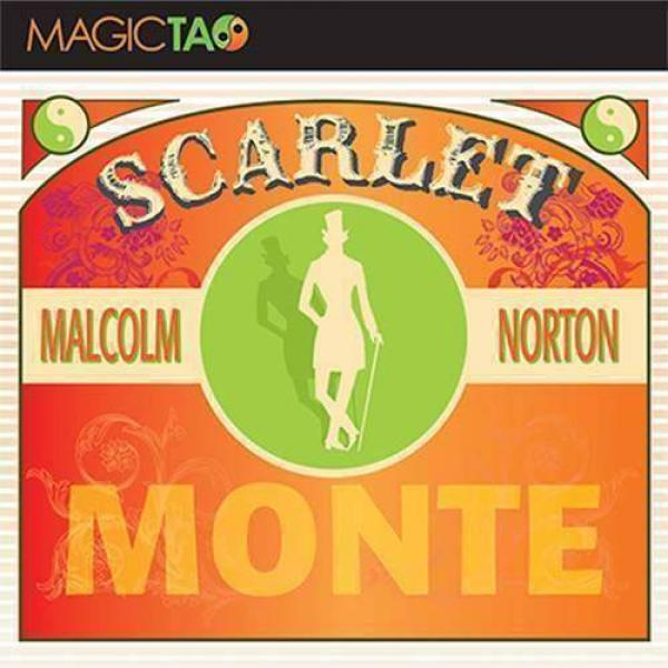 Scarlet Monte (Blu) (Gimmick and Online Instructio...