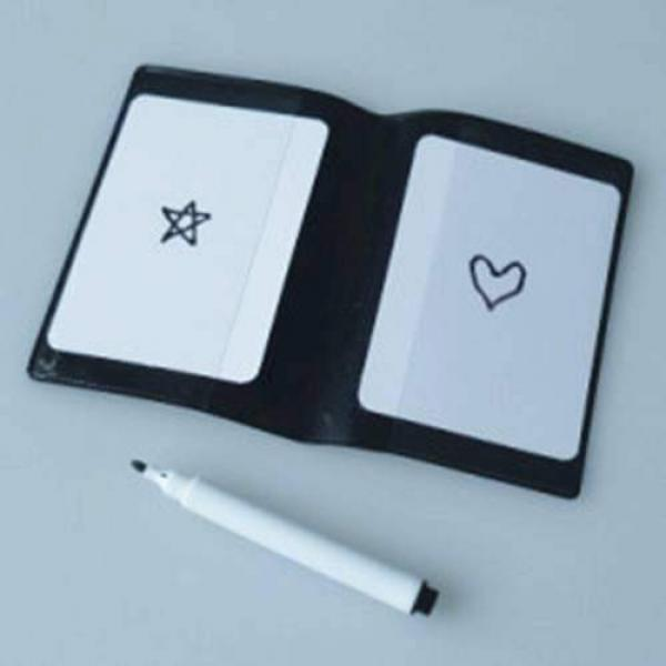 Cuore e Stella - Star And Heart Card