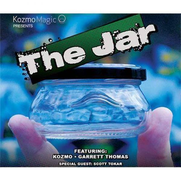 The Jar Euro Version (DVD and Gimmicks) by Kozmo, Garrett Thomas and Tokar