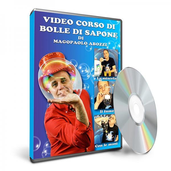 Magopaolo Abozzi - Video corso di bolle di sapone