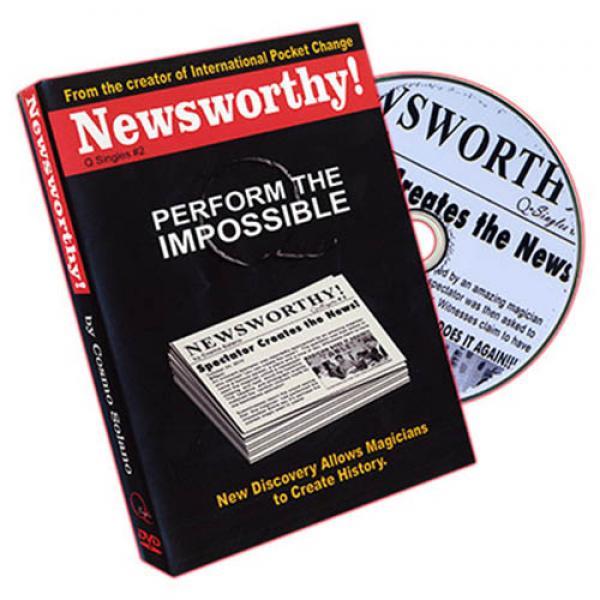 Newsworthy by Cosmo Solano