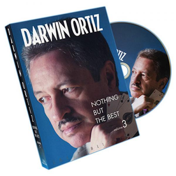Darwin Ortiz - Nothing But The Best V3 by L&L Publishing