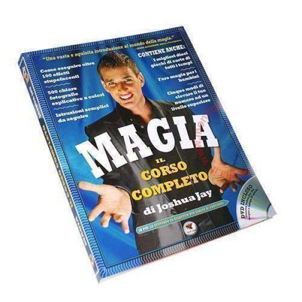 Joshua Jay - Magia il corso completo + DVD