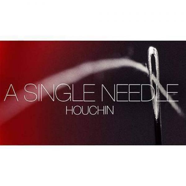 A single needle by Wayne Houchin by Ellusionist