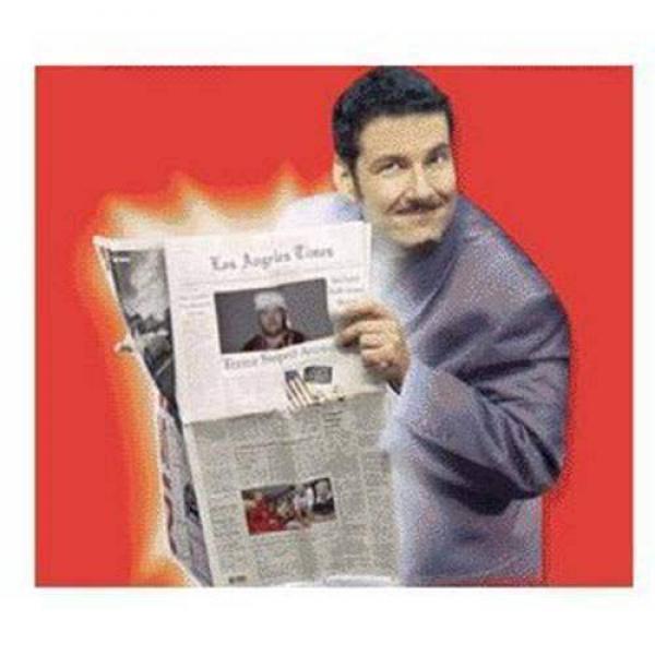 Better Newspaper Tear By Robert Baxt