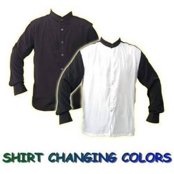 Shirt Changing Colors
