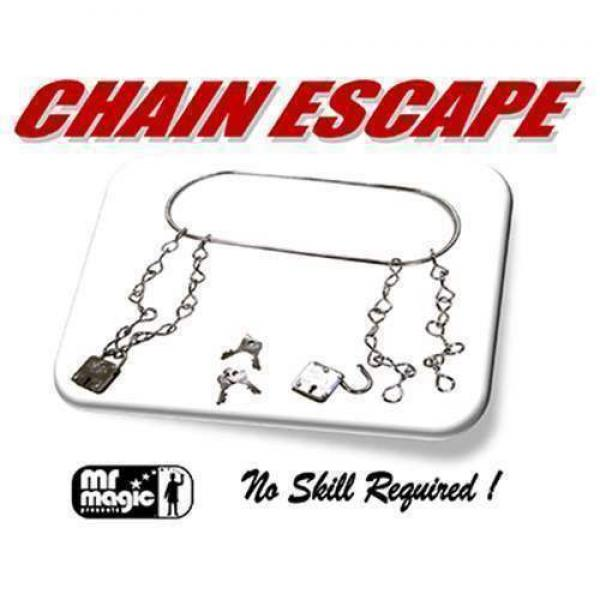 Chain Escape (with Stock & 2 Locks) by Mr. Mag...