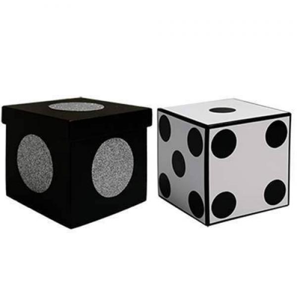 Color Changing Dice by Tora Magic