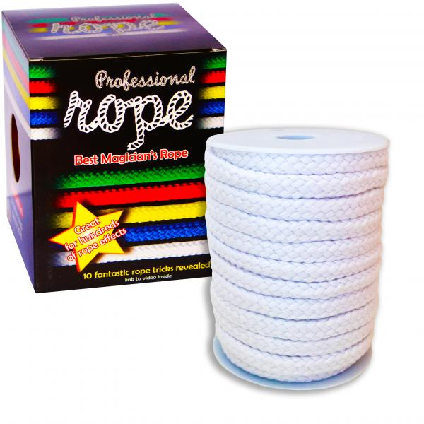 Professional Rope - 15 mt. - White