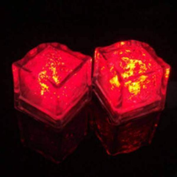 Electronic Ice Cube Red