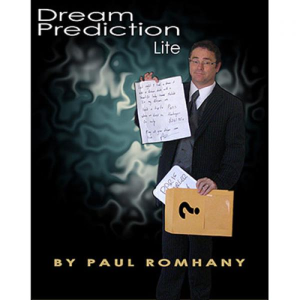 Dream Prediction Lite (Book, DVD, Props) by Paul Romhany