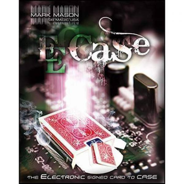 E-Case by Mark Mason and JB Magic - DVD and Gimmic...