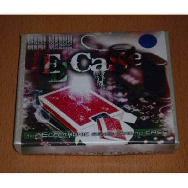 E-Case by Mark Mason and JB Magic - DVD and Gimmick