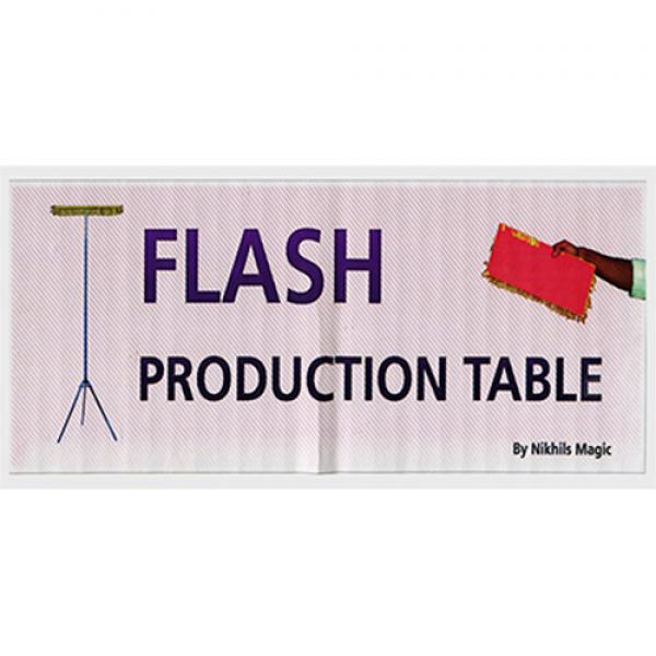 Flash Production Table by NMS