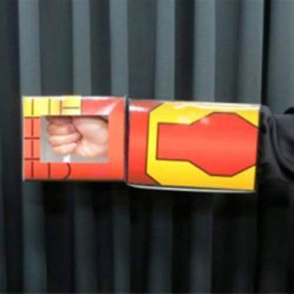 Hand Twister
