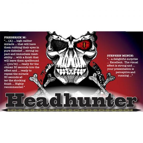 Headhunter by Bob Farmer