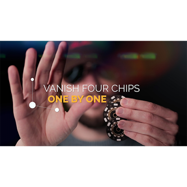Marvelous Poker Pro Chips The Hold'Em Chip (Gimmicks and Online Instructions) by Matthew Wright
