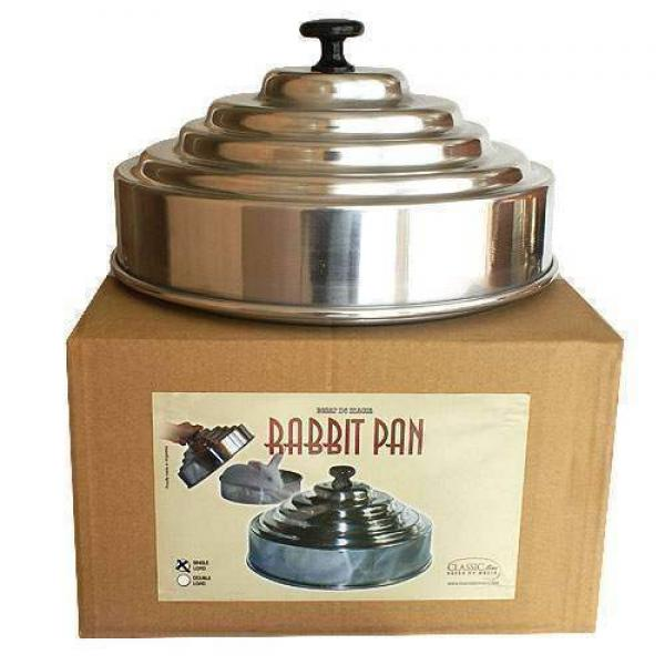 Casserole Aluminumby Bazar De Magia - Rabbit Pan S...