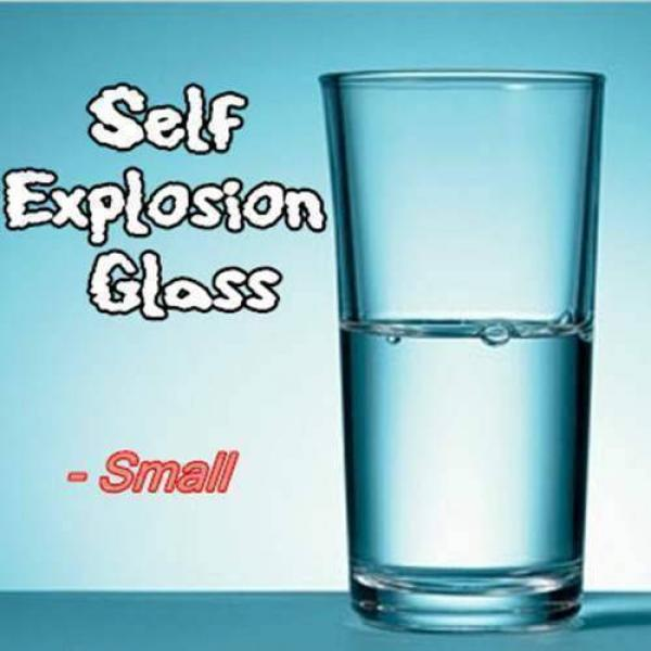 Self Explosion Glass - Small