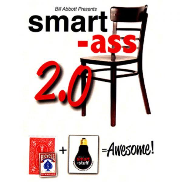 Smart Ass 2.0 (Red with bonus pack) by Bill Abbott