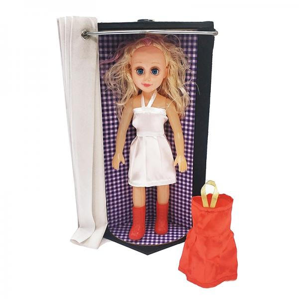 Tora Dress Changing Doll