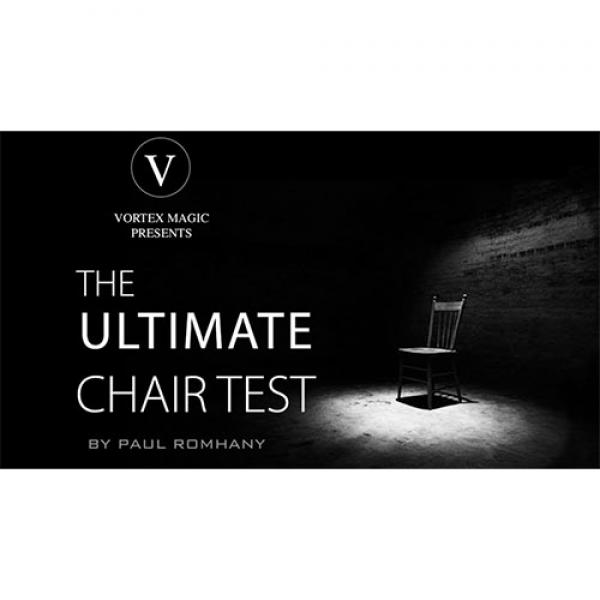 Vortex Magic Presents Ultimate Chair Test (Gimmick...