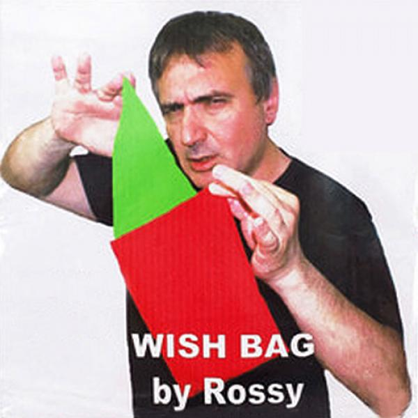 Wish Bag by Rossy