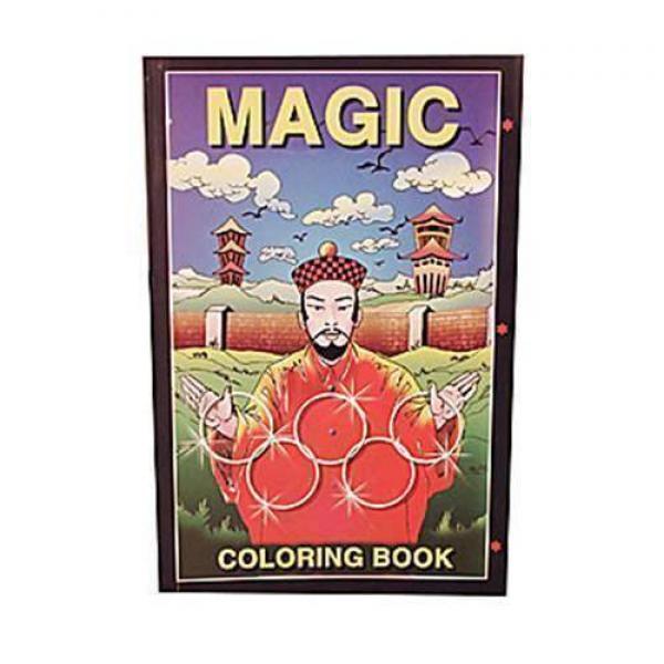 Libro incantato colorato magico - 21,5 cm x 14 cm ...