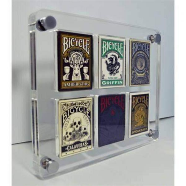 6 Deck Card Case by Gambler's Warehouse