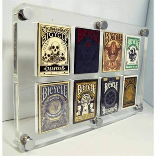 8 Deck Card Case by Gambler's Warehouse