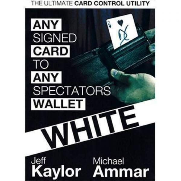 Any Card to Any Spectator's Wallet White (DVD and ...