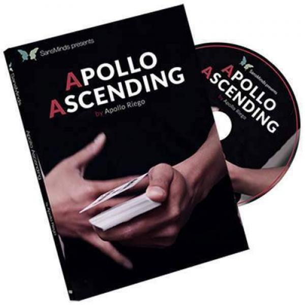 Apollo Ascending by Apollo Riego - DVD and Gimmick
