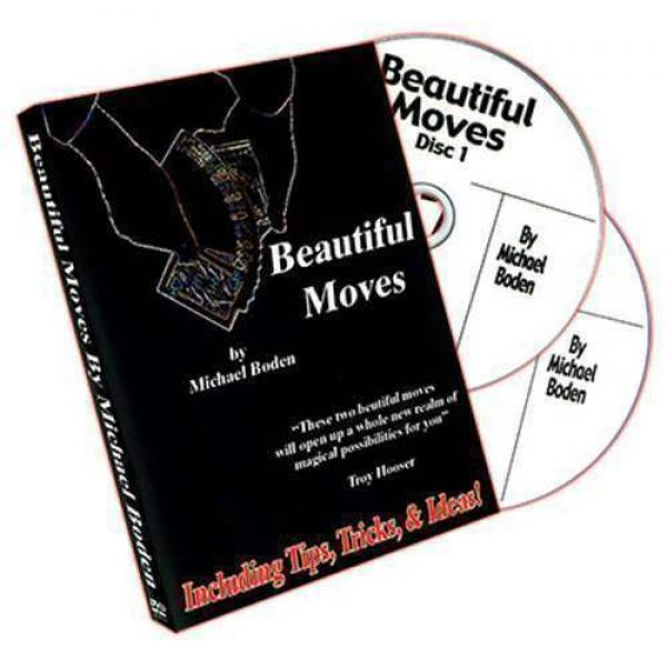 Beautiful Moves by Michael Boden - 2 DVD Set