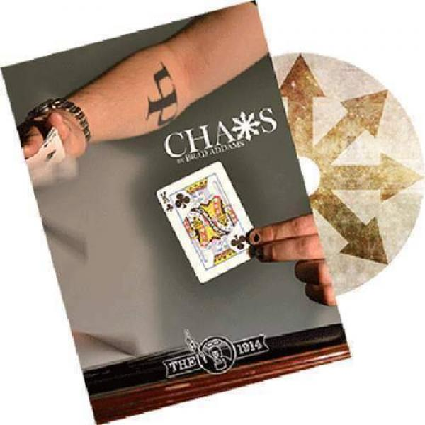 Chaos by Brad Addams - DVD and Gimmick