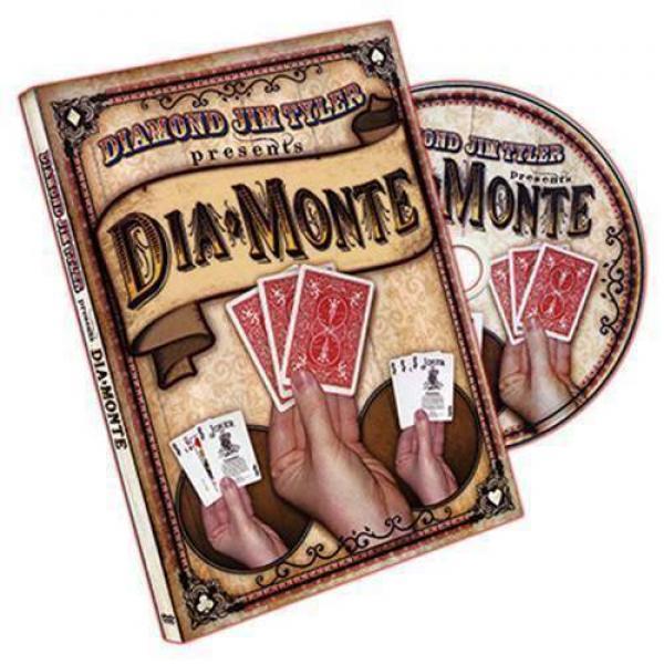 DiaMonte by Diamond Jim Tyler (DVD and Cards) - or...