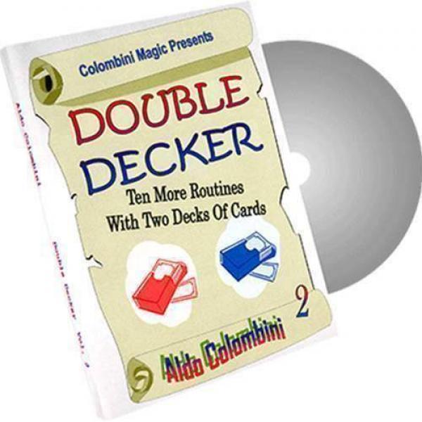 Double Decker Vol.2 by Wild-Colombini - DVD