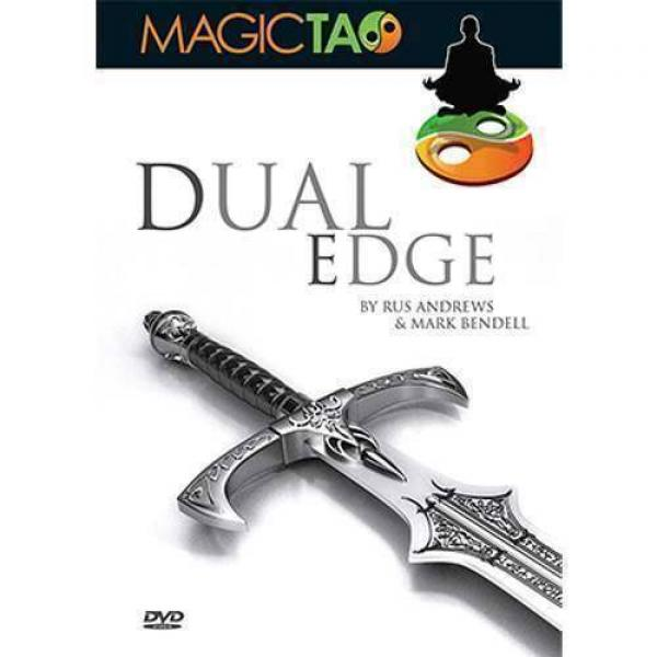 Dual Edge by Rus Andrews and MagicTao - DVD and Gi...