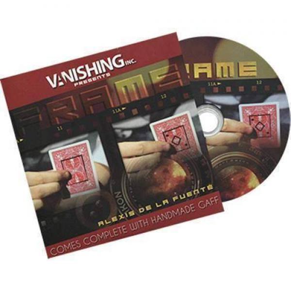 Frame by Alexis De La Fuente and Vanishing Inc