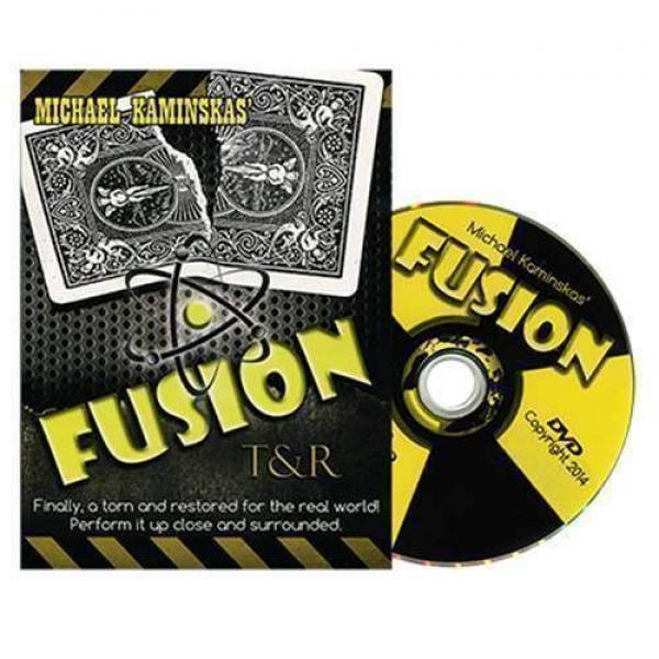 Fusion by Mike Kaminskas (DVD)